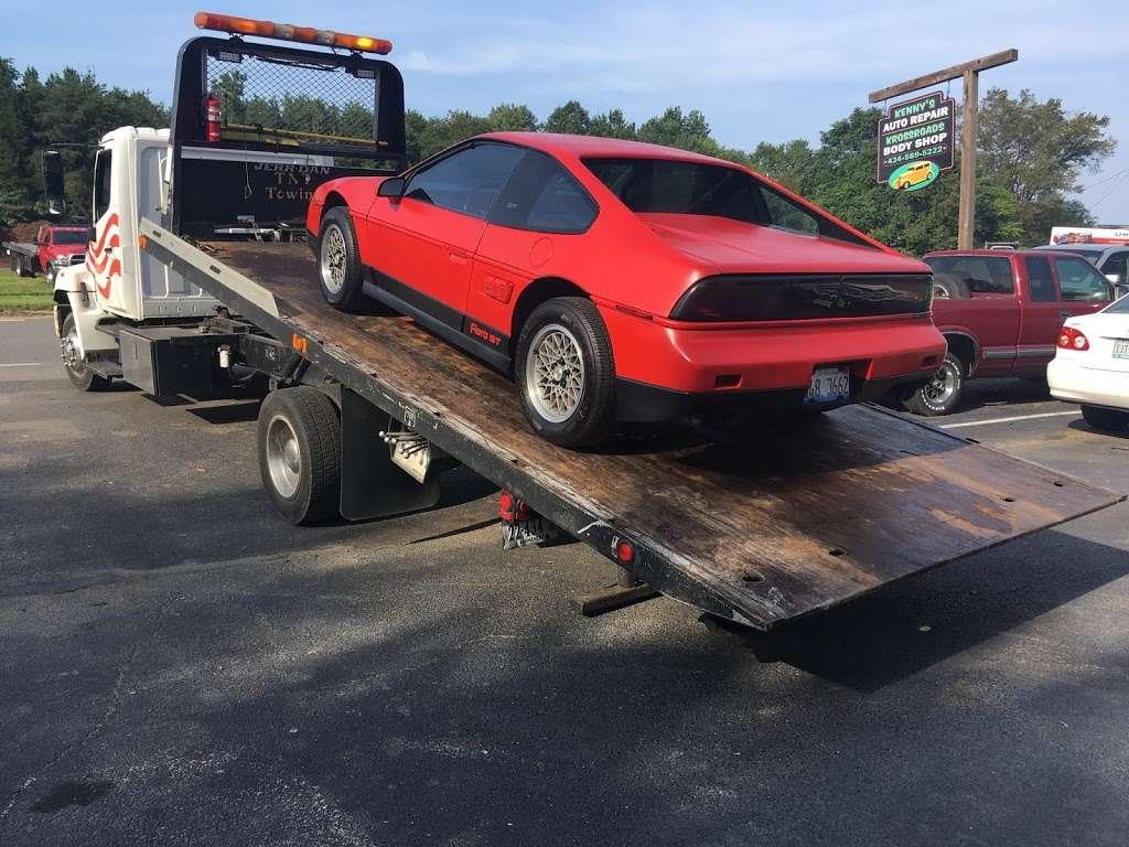 Kennys Auto & Quality Muffler - car repair  | Photo 5 of 10 | Address: 9984 3 Notch Rd, Troy, VA 22974, USA | Phone: (434) 589-5222