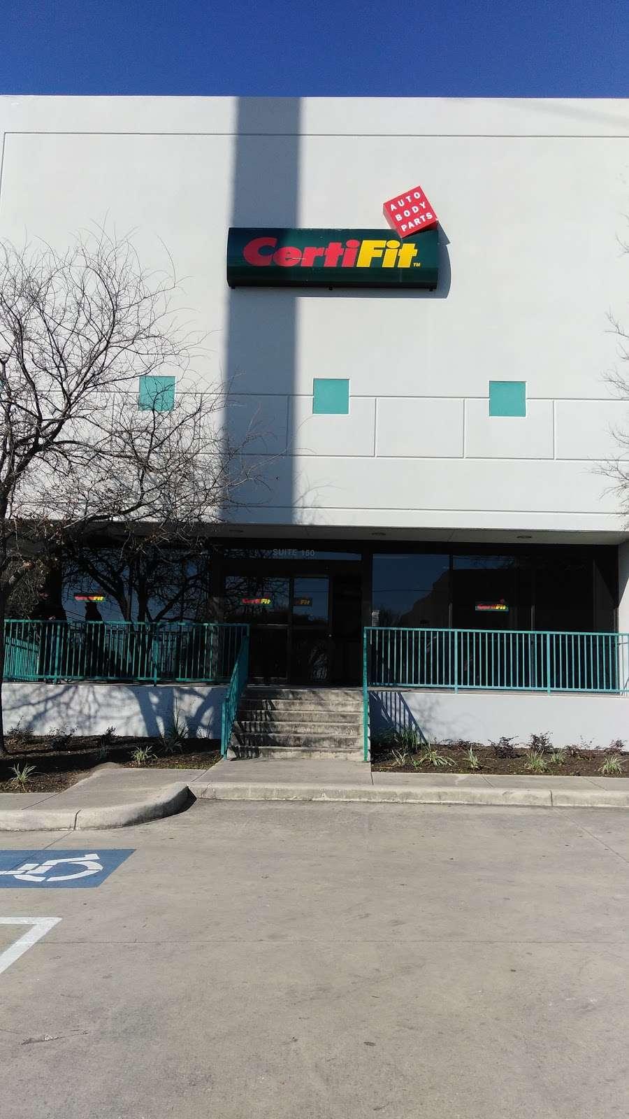Certifit Auto Body Parts - car repair    Photo 4 of 10   Address: 4400 NE Interstate 410 Loop, San Antonio, TX 78218, USA   Phone: (210) 662-6100