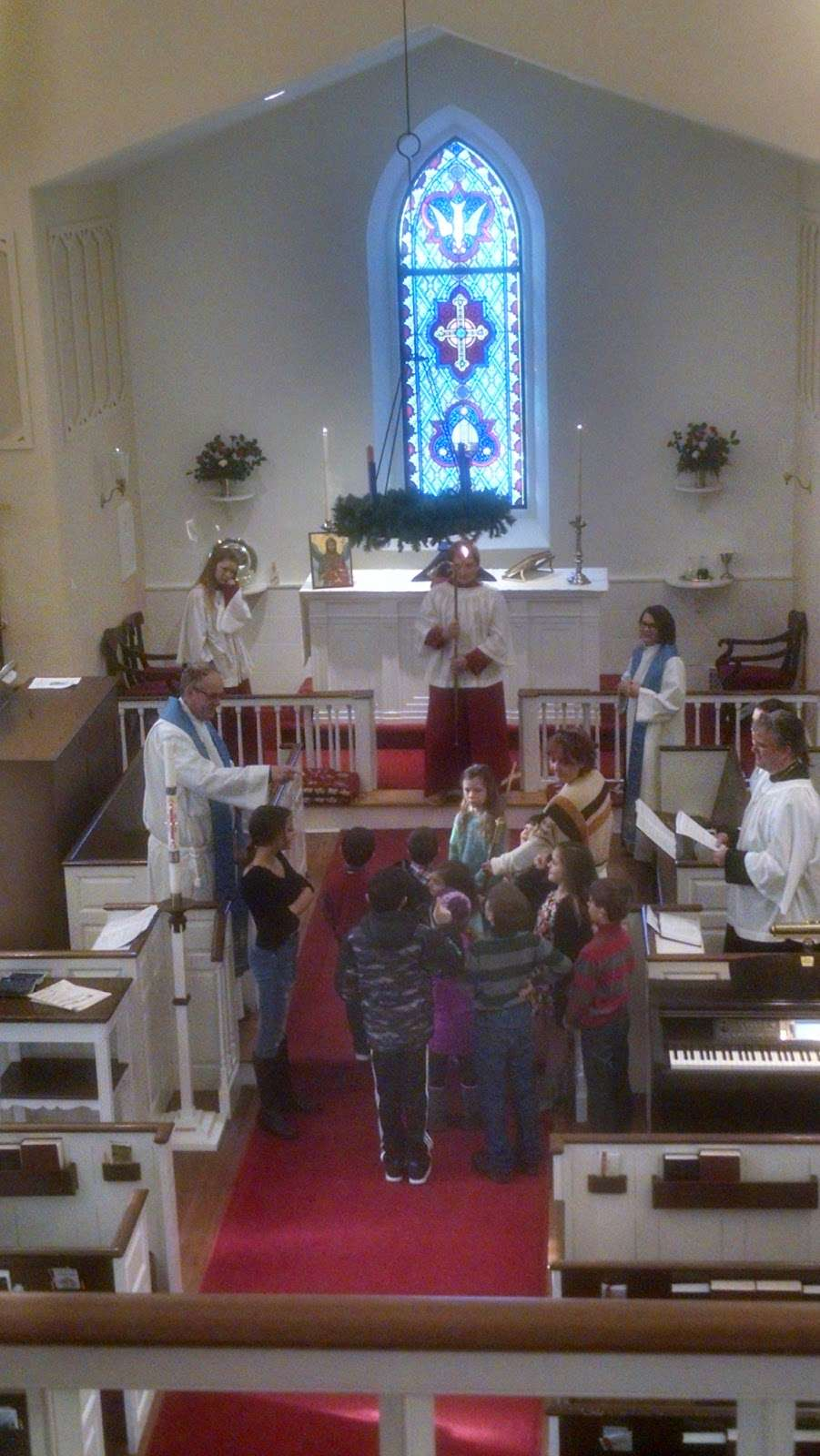 St Johns Episcopal Church - church  | Photo 2 of 3 | Address: 576 Concord Rd, Glen Mills, PA 19342, USA | Phone: (610) 459-2994