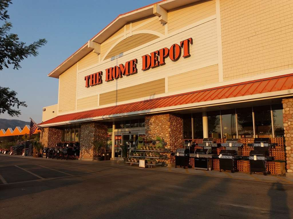 The Home Depot 507 N Mill St Tehachapi Ca 93561 Usa