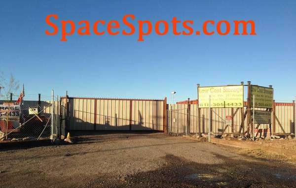 Space Spots LLC - storage    Photo 10 of 10   Address: 427 W Ave G, Lancaster, CA 93534, USA   Phone: (818) 305-4433