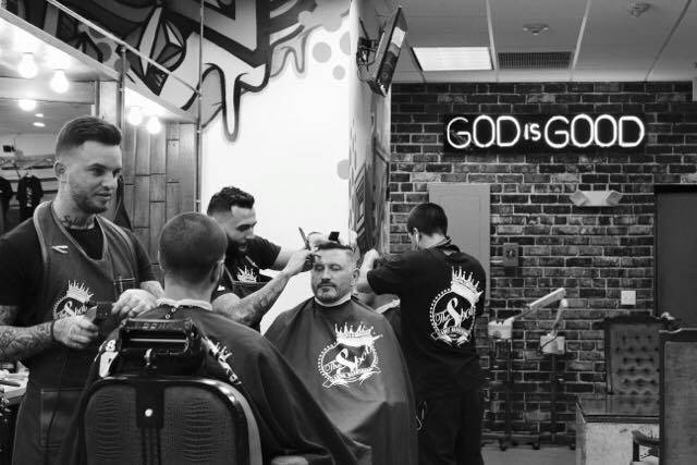 The Spot Barbershop - Doral Downtown - hair care  | Photo 9 of 10 | Address: 8550 NW 53rd St Suite B102, Doral, FL 33166, USA | Phone: (786) 604-0233