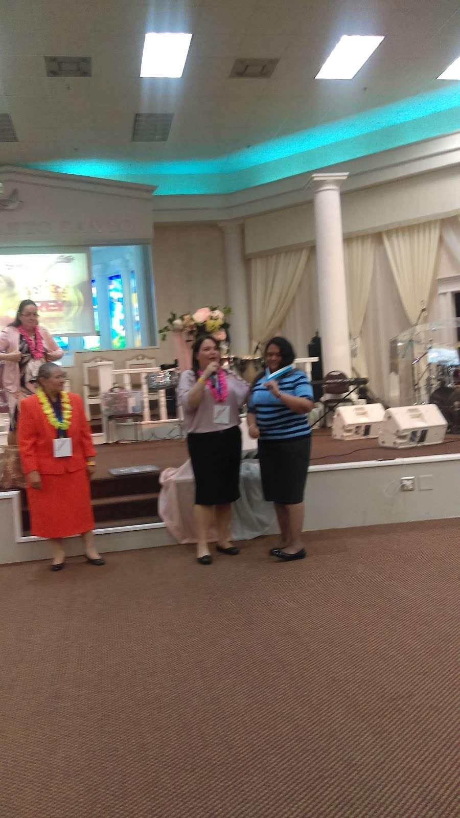 Iglesia de DIOS Pentecostal Movimiento internacional - church  | Photo 4 of 6 | Address: 3225 S Goldenrod Rd, Orlando, FL 32822, USA