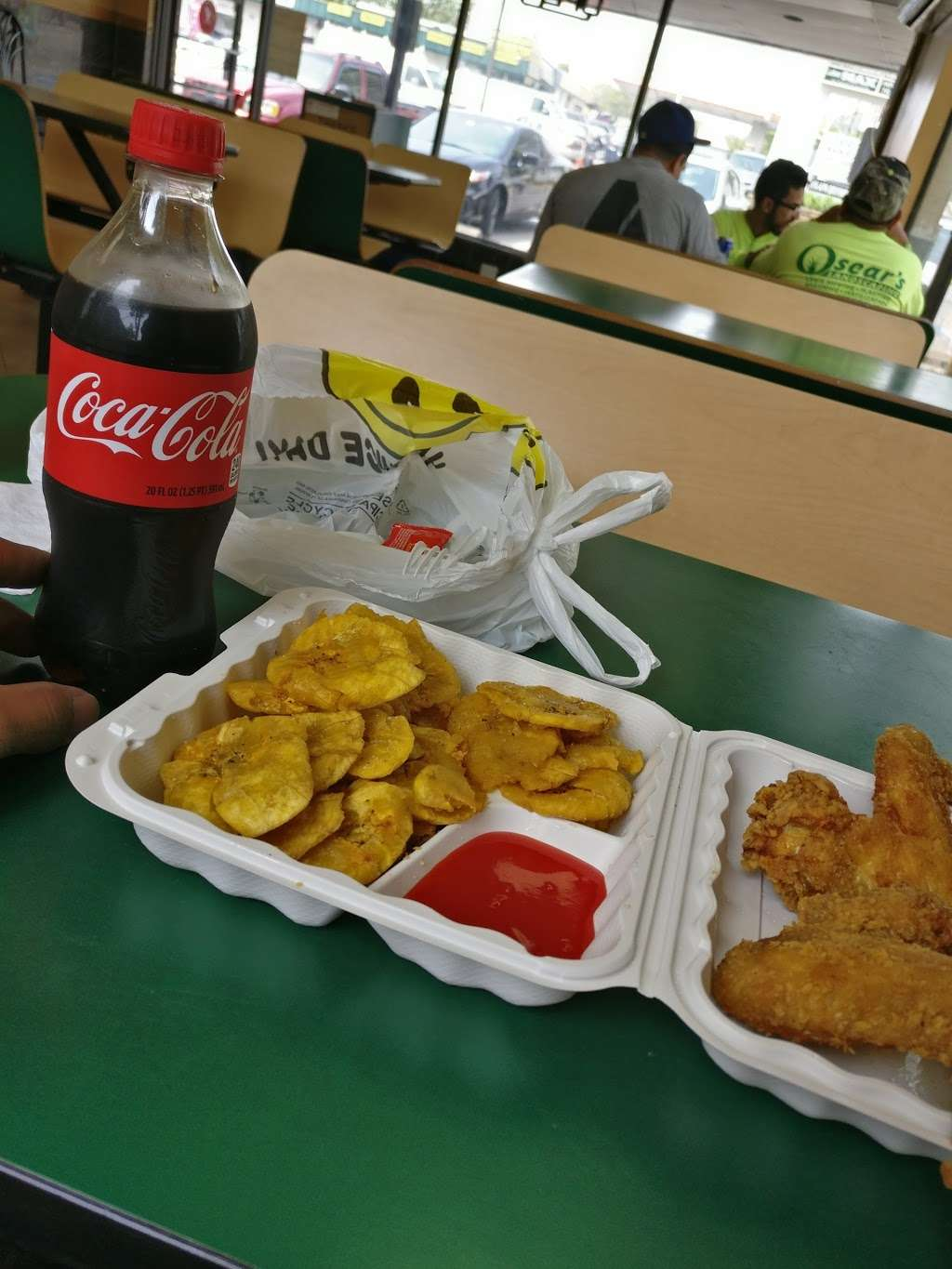 Eastern Carryout - meal takeaway  | Photo 4 of 4 | Address: 8555 Piney Branch Rd, Silver Spring, MD 20901, USA | Phone: (301) 588-7688