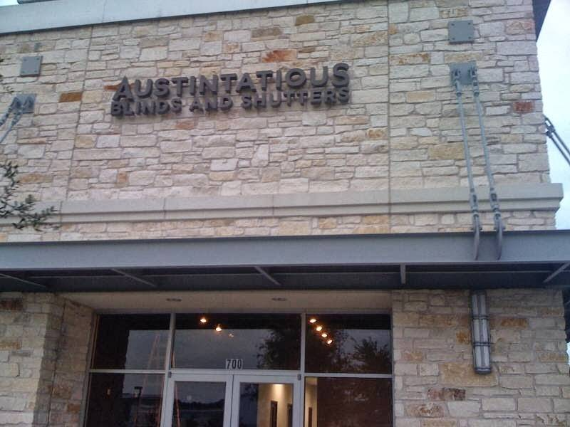 Austintatious Blinds & Shutters - home goods store  | Photo 1 of 8 | Address: 12918 Shops Pkwy #700, Austin, TX 78738, USA | Phone: (512) 608-0302