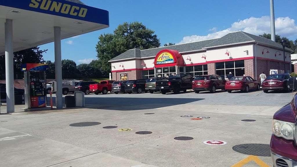 Sunoco Gas Station - gas station  | Photo 1 of 5 | Address: 2066 Newark Rd, New London, PA 19360, USA | Phone: (610) 869-8866