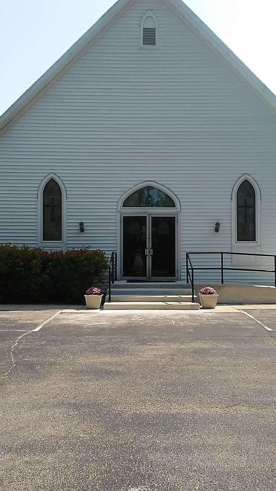 Huntsville Good Shepherd Church - church    Photo 2 of 4   Address: 3126 Market St, Pendleton, IN 46064, USA   Phone: (765) 778-2993