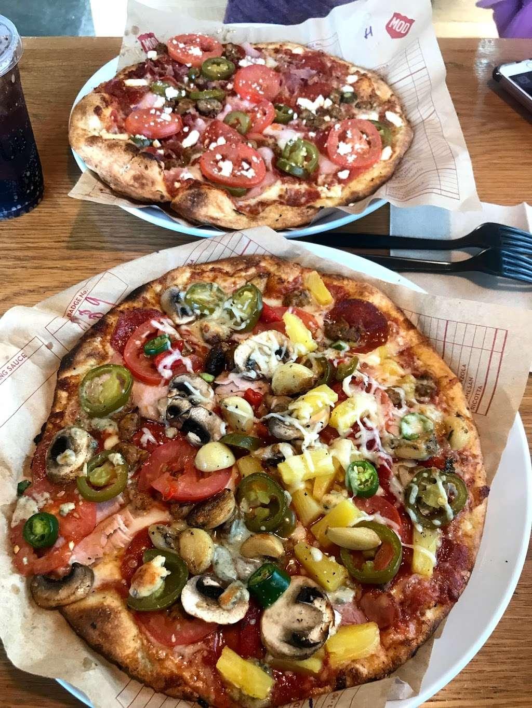MOD Pizza - restaurant    Photo 8 of 10   Address: 4537 Kingwood Dr Suite 100, Kingwood, TX 77345, USA   Phone: (281) 360-0036