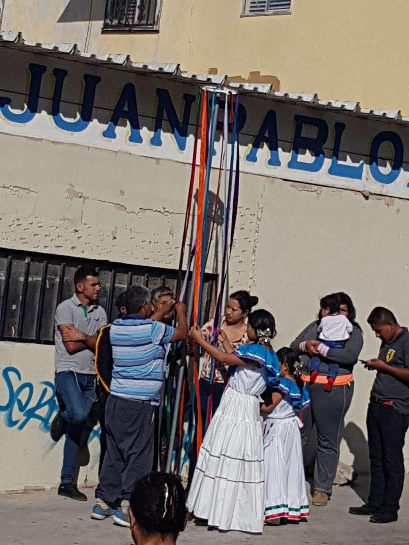Parroquia San Judas Tadeo Pedregal Sta. Julia, Tijuana. - church  | Photo 9 of 10 | Address: Lucrecia Toris 6207, Pedregalde Sta Julia, 22604 Tijuana, B.C., Mexico | Phone: 664 636 3526