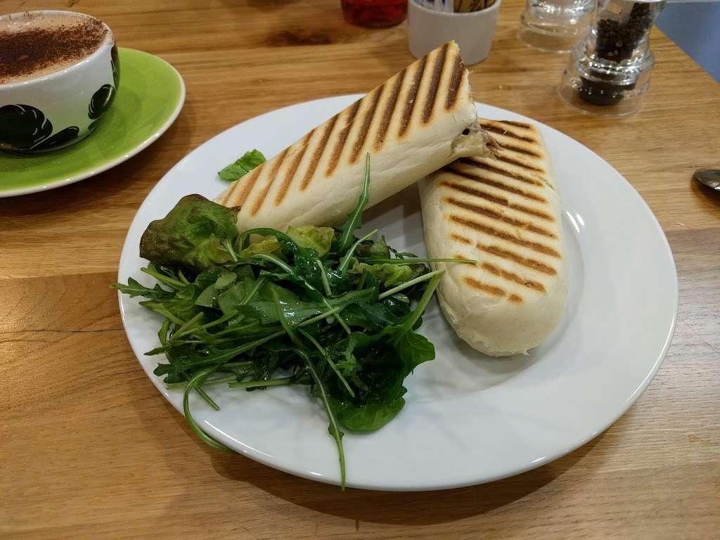 The Peppermint - cafe  | Photo 7 of 10 | Address: 294 Elgin Ave, Maida Vale, London W9 1JS, UK | Phone: 020 7289 0089