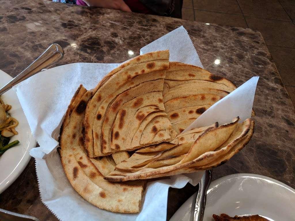 Saffron Flavors of India - restaurant  | Photo 7 of 10 | Address: 4450 N Tenaya Way, Las Vegas, NV 89129, USA | Phone: (702) 489-7900