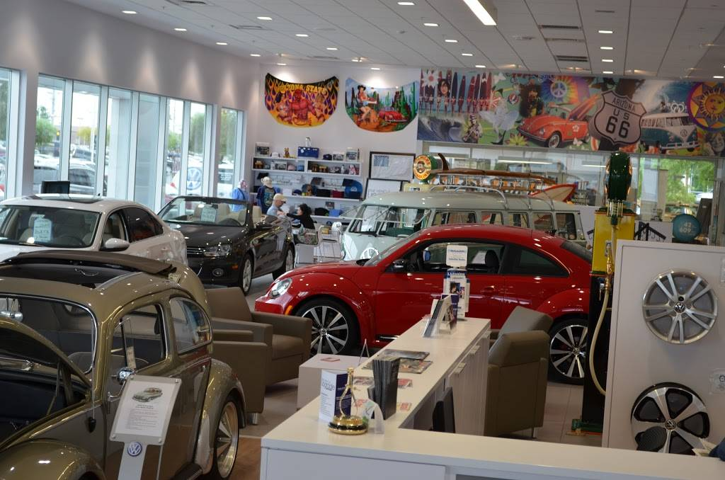 Lundes Peoria Volkswagen - car dealer    Photo 6 of 9   Address: 8801 W Bell Rd, Peoria, AZ 85382, USA   Phone: (623) 875-4000