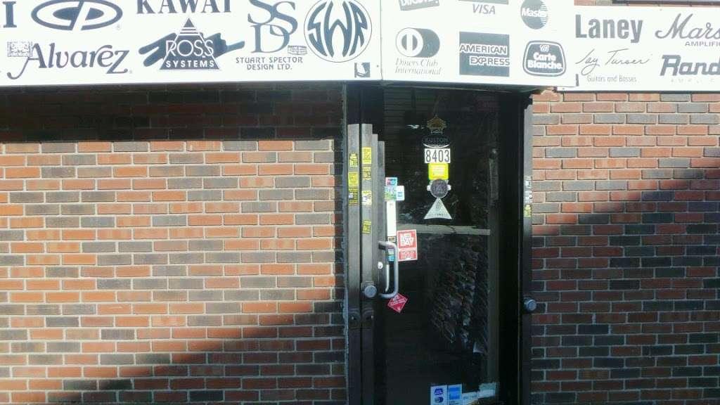Maggio Music School - electronics store    Photo 9 of 10   Address: 8403 18th Ave, Brooklyn, NY 11214, USA   Phone: (718) 259-4468
