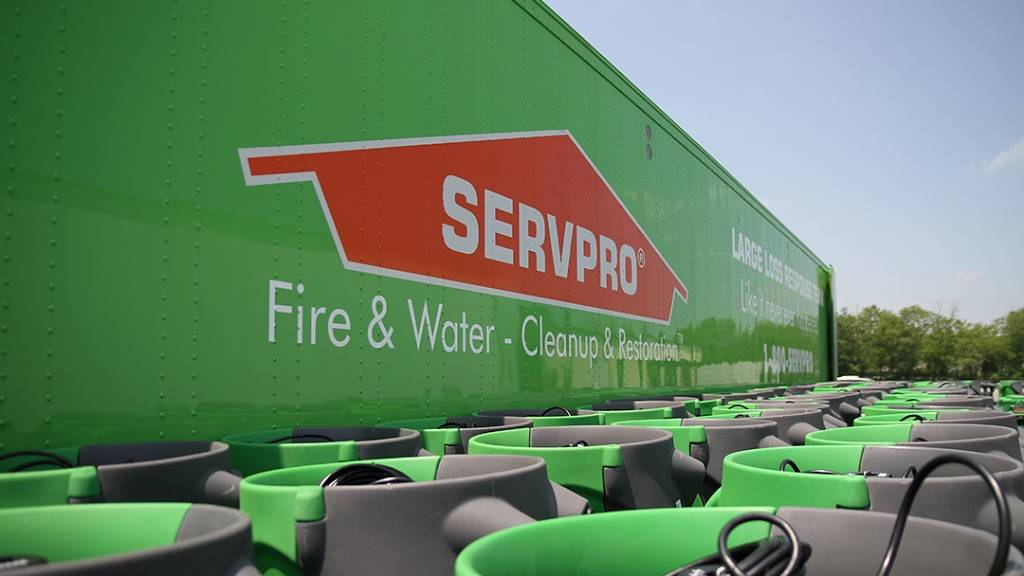 SERVPRO of Morgan & Putnam Counties - laundry  | Photo 4 of 8 | Address: 2350 Hancel Pkwy, Mooresville, IN 46158, USA | Phone: (317) 834-6382