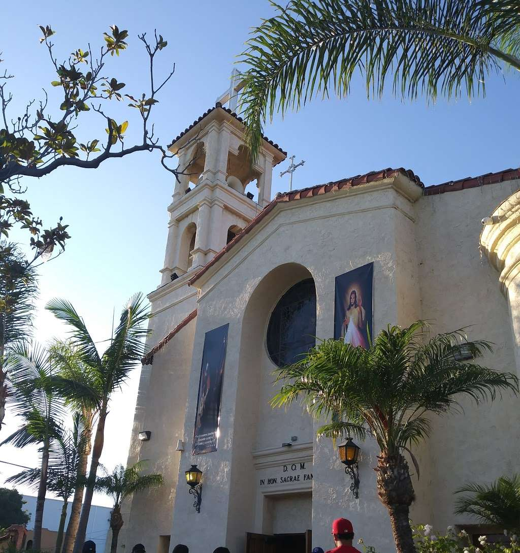 Holy Family Catholic Church - church  | Photo 5 of 10 | Address: 1011 E L St, Wilmington, CA 90744, USA | Phone: (310) 834-6333