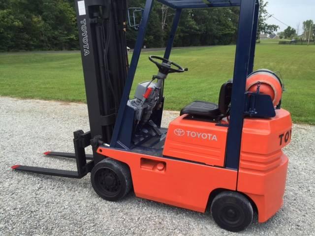 Kentuckiana Discount Forklifts, LLC - store  | Photo 9 of 10 | Address: 8850 Thixton Ln, Louisville, KY 40229, USA | Phone: (502) 595-8383