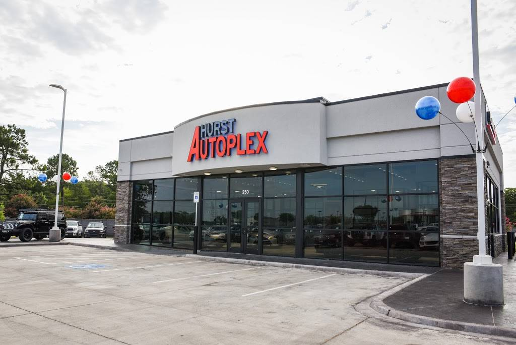 Hurst Autoplex - car dealer  | Photo 3 of 9 | Address: 250 NE Loop 820, Hurst, TX 76053, USA | Phone: (817) 500-0674