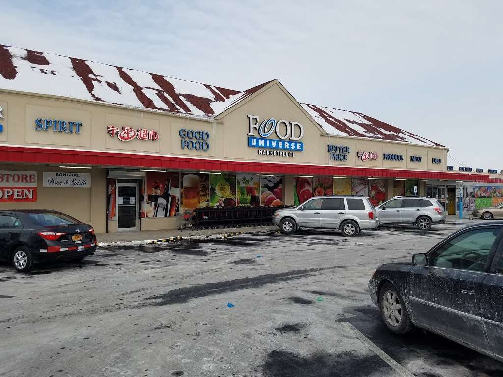Freshway Supermarket (Formerly Food Universe) - supermarket  | Photo 3 of 10 | Address: 375 Tompkins Ave, Staten Island, NY 10305, USA | Phone: (718) 815-1234