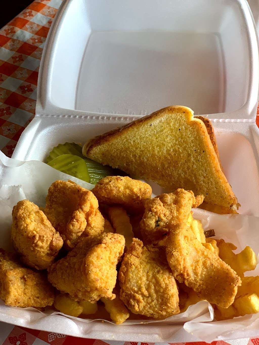 Sunday Morning Catfish and More - restaurant    Photo 3 of 10   Address: 1038 Pioneer Rd, Mesquite, TX 75149, USA   Phone: (214) 994-6476