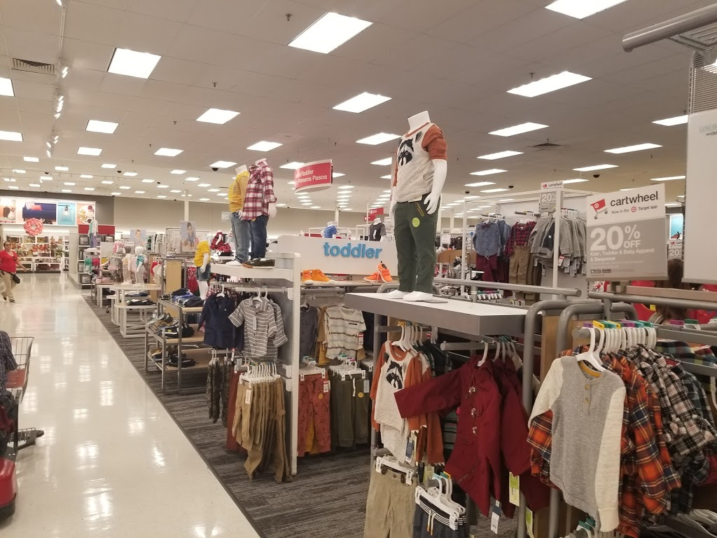 Target - department store    Photo 3 of 9   Address: 7501 San Dario Ave, Laredo, TX 78045, USA   Phone: (956) 722-6800