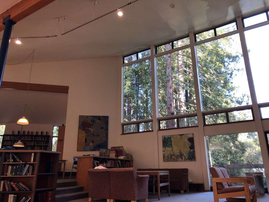 Adlai E. Stevenson Library - library    Photo 2 of 5   Address: Santa Cruz, CA 95064, USA   Phone: (831) 459-1026