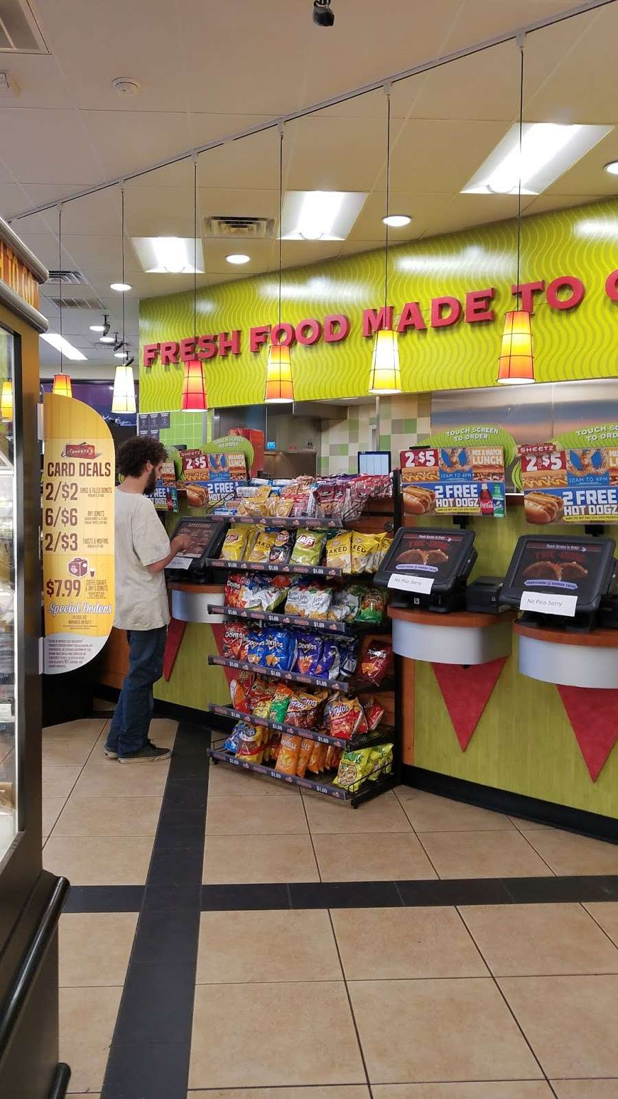Sheetz #184 - convenience store  | Photo 4 of 10 | Address: 12404 Lager Dr, Hagerstown, MD 21740, USA | Phone: (301) 790-3350
