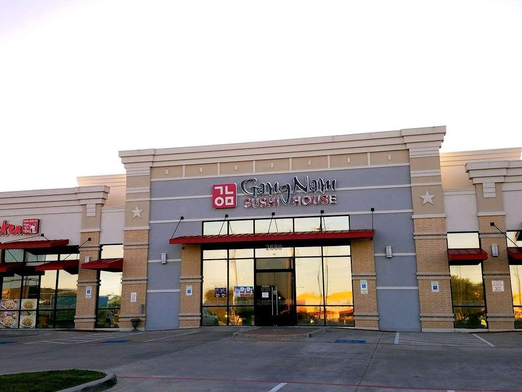 GangNam Sushi House - restaurant    Photo 3 of 10   Address: 2680 Old Denton Rd #140, Carrollton, TX 75007, USA   Phone: (972) 466-0222