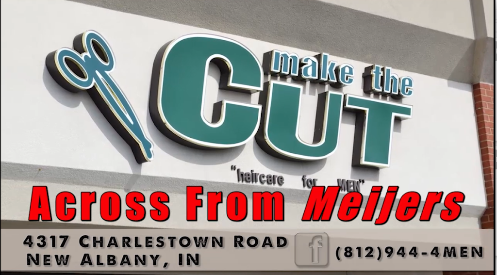 Make the Cut - hair care  | Photo 10 of 10 | Address: 4317 Charlestown Rd # 2, New Albany, IN 47150, USA | Phone: (812) 944-4636
