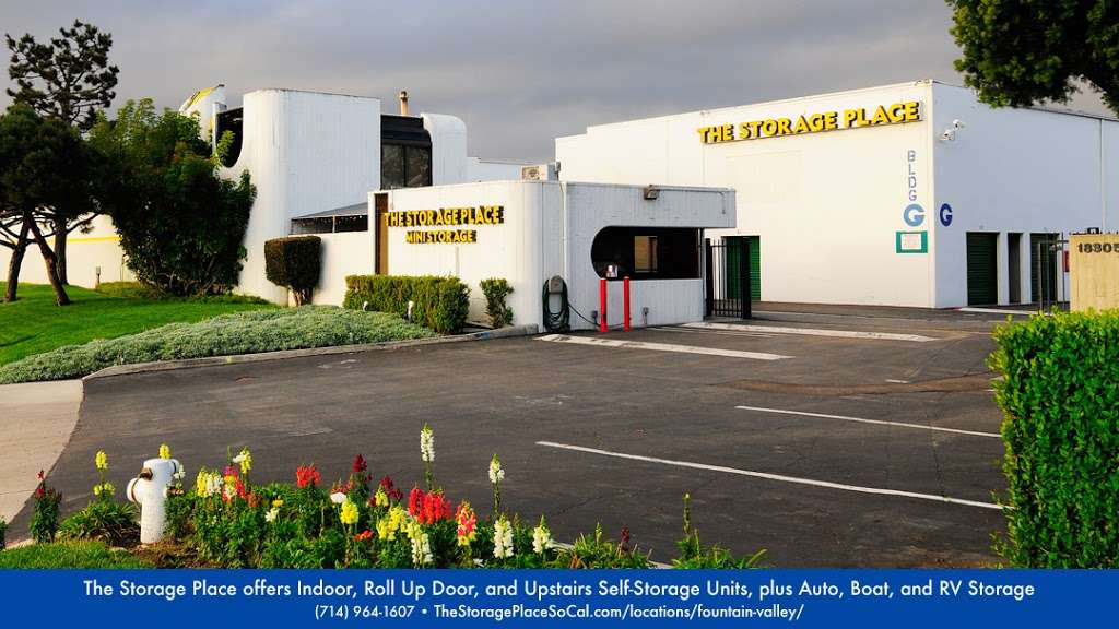 The Storage Place - storage    Photo 1 of 5   Address: 18305 Mt Langley St, Fountain Valley, CA 92708, USA   Phone: (714) 964-1607