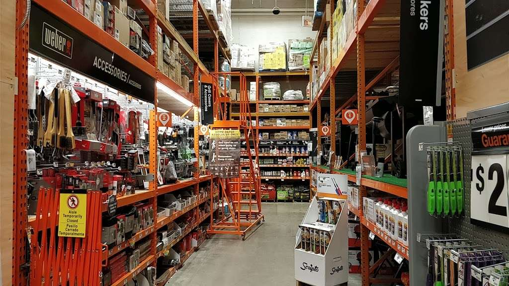 The Home Depot - hardware store    Photo 9 of 10   Address: 200-232 W 87th St, Chicago, IL 60620, USA   Phone: (773) 602-1301