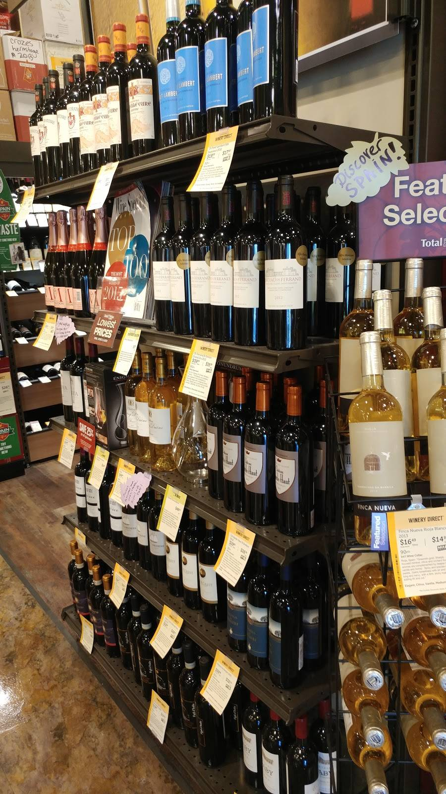 Total Wine & More - store  | Photo 3 of 9 | Address: Towne Center, 7400 Carson Blvd, Long Beach, CA 90808, USA | Phone: (562) 420-2018