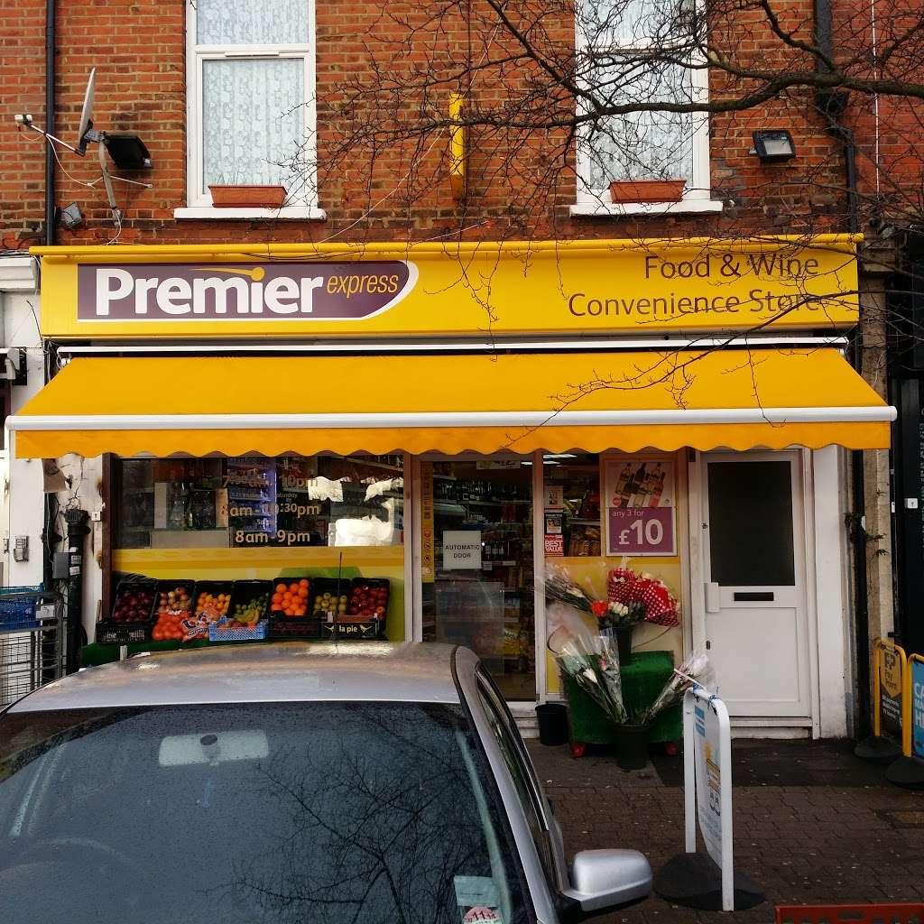 PREMIER FOOD & WINE - convenience store    Photo 2 of 7   Address: Premier Express, 5 Newlands Park, London SE26 5PE, UK   Phone: 020 8778 6312