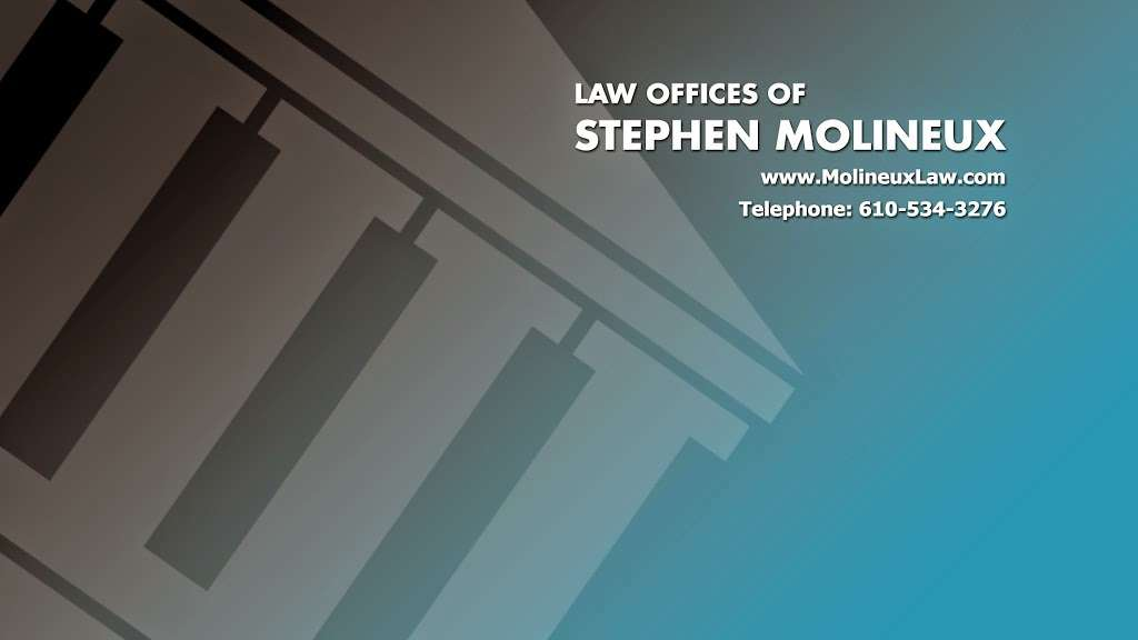 Law Offices of Stephen Molineux - lawyer    Photo 2 of 2   Address: 227 MacDade Blvd, Darby, PA 19023, USA   Phone: (610) 534-3276