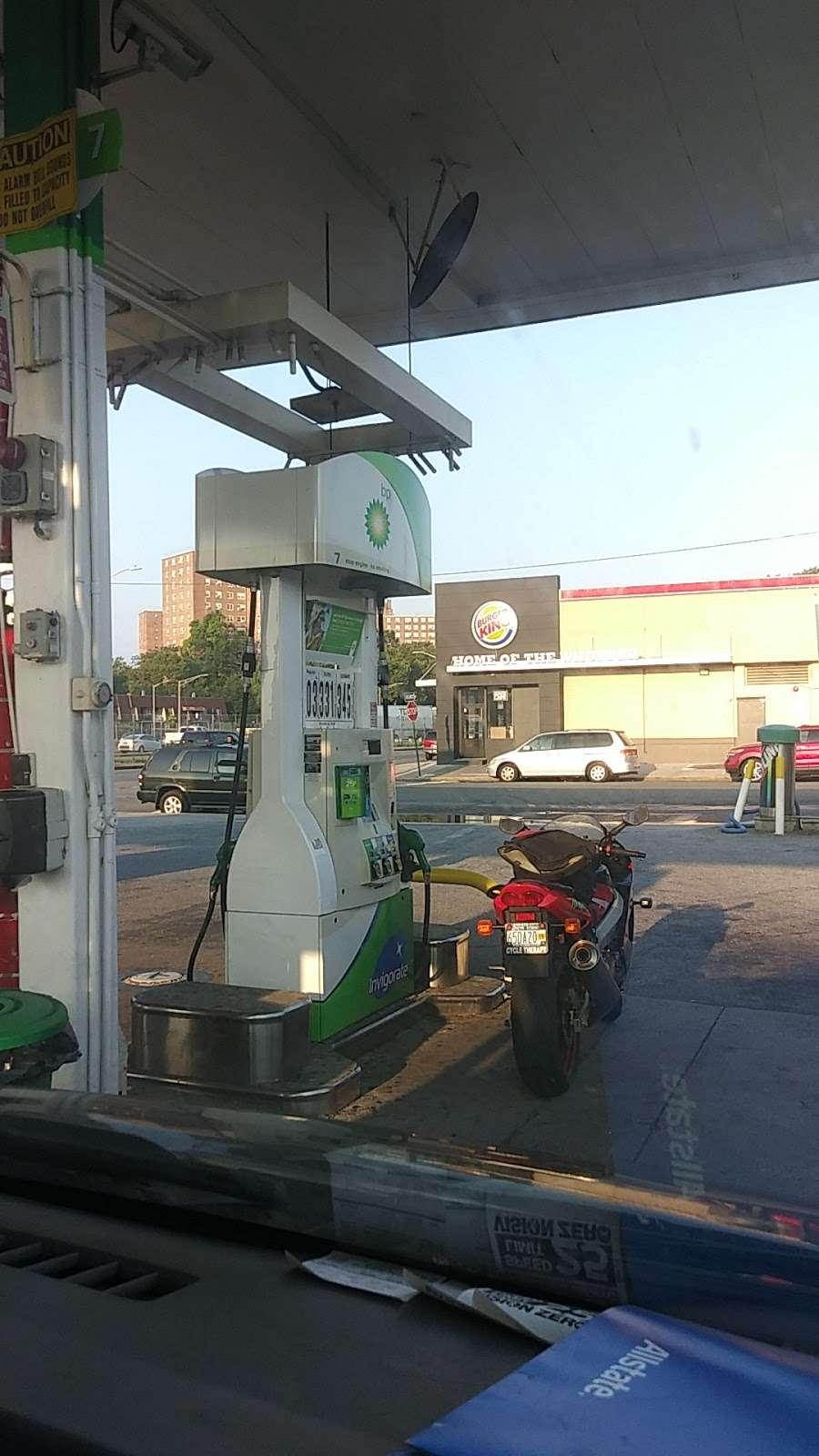 BP - gas station  | Photo 3 of 5 | Address: 1865 Bruckner Blvd, Bronx, NY 10472, USA | Phone: (718) 239-1010