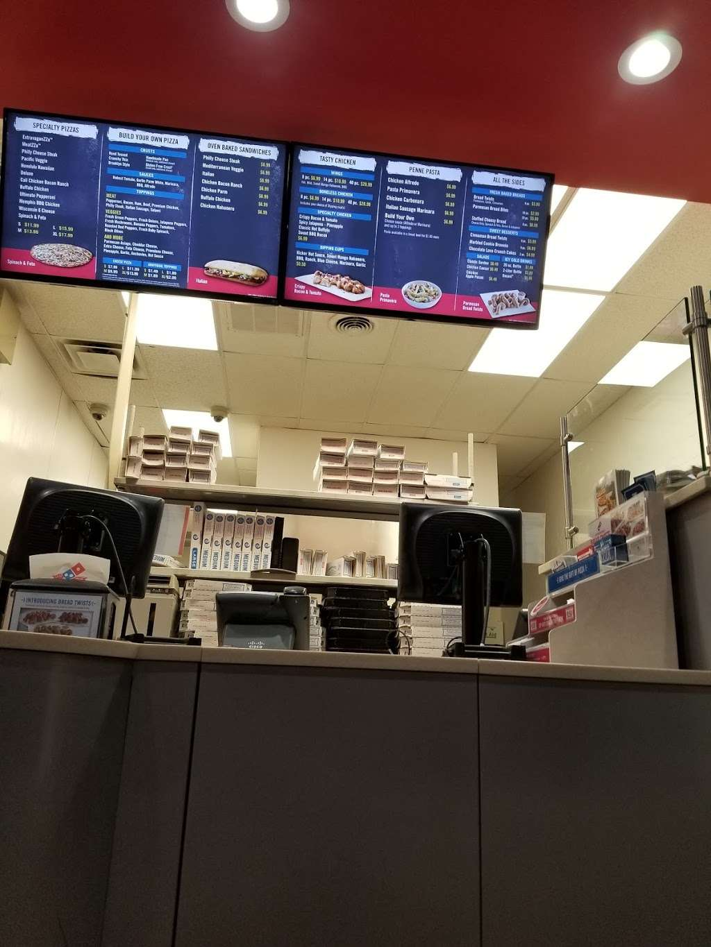 Dominos Pizza - meal delivery  | Photo 5 of 10 | Address: 538 Livingston St, Norwood, NJ 07648, USA | Phone: (201) 784-1111