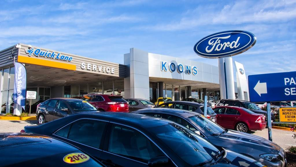 Koons Silver Spring Ford - car dealer  | Photo 1 of 7 | Address: 3111 Automobile Blvd #1, Silver Spring, MD 20904, USA | Phone: (855) 458-6764