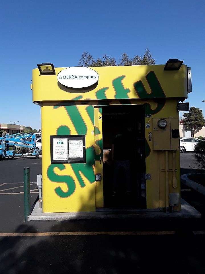 Jiffy Smog, a DEKRA company - car repair  | Photo 1 of 6 | Address: 3209 N Rainbow Blvd, Las Vegas, NV 89108, USA | Phone: (702) 307-2240