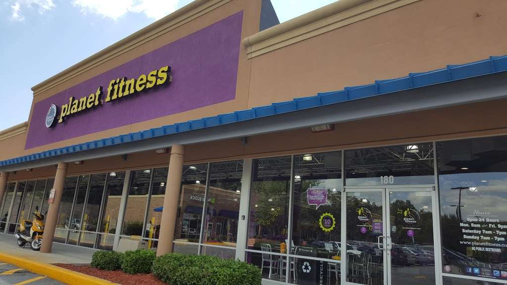 Planet Fitness 180 Concord Commons Pl Sw Concord Nc 28027 Usa