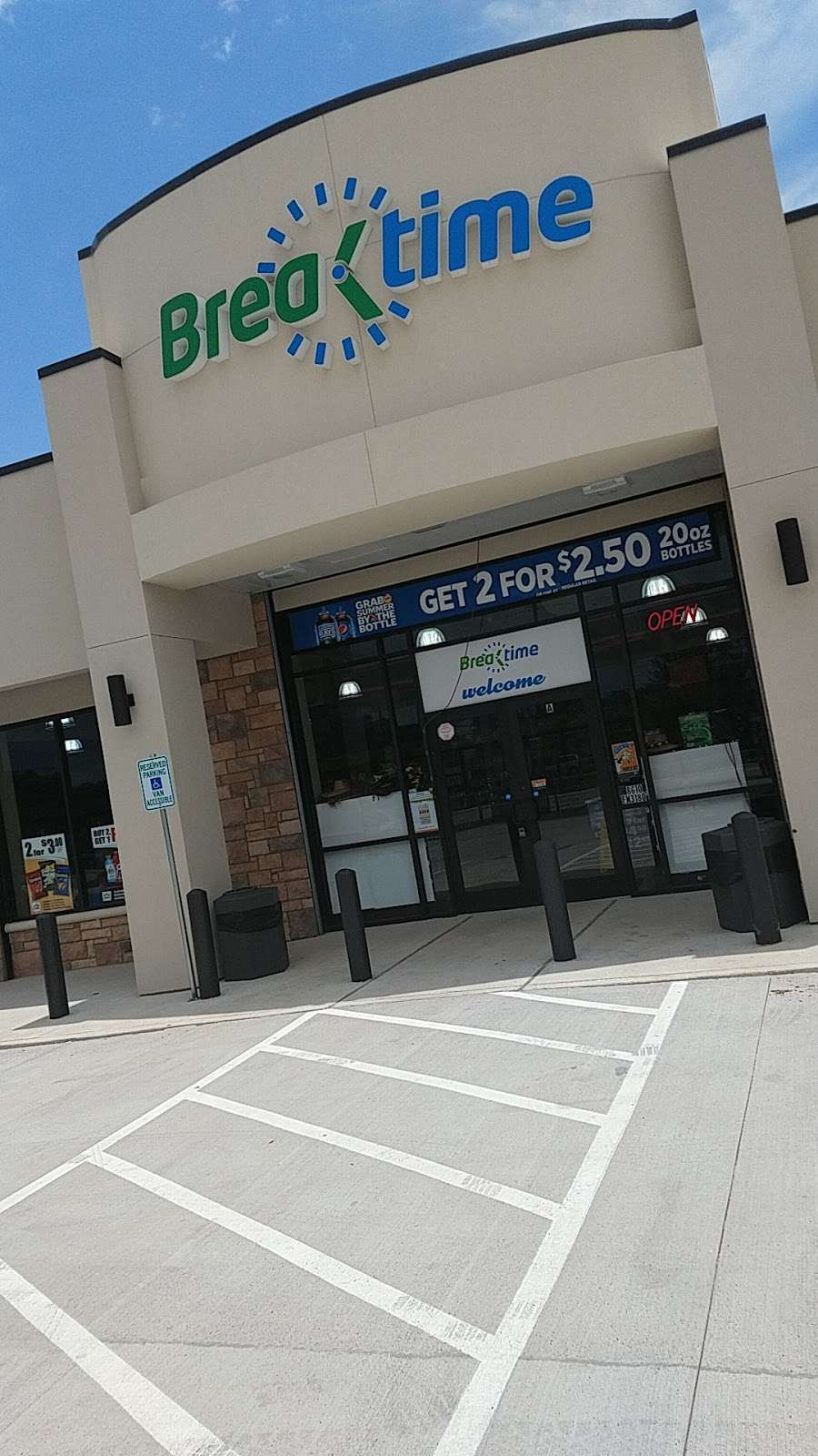 FM food Mart ( break time store ) - gas station    Photo 1 of 2   Address: 8610 Fm 3189 rd, Baytown, TX 77523, USA
