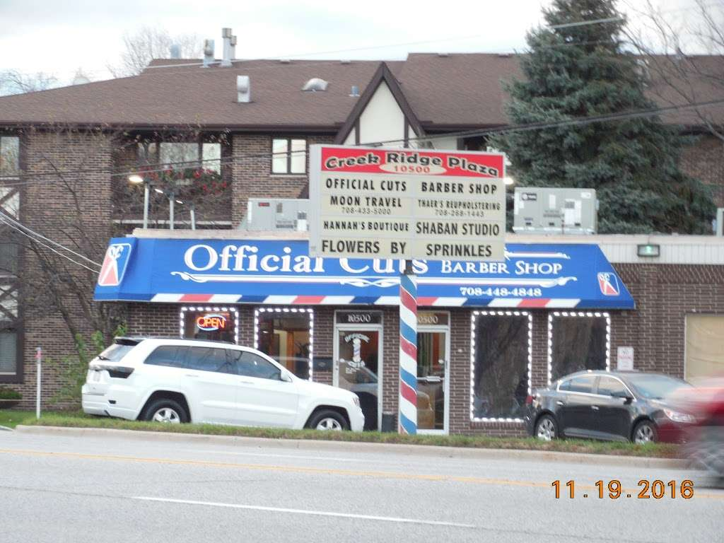 Official Cuts - hair care  | Photo 4 of 9 | Address: a, 2805, 10500, SW Hwy, Chicago Ridge, IL 60415, USA | Phone: (708) 448-4848