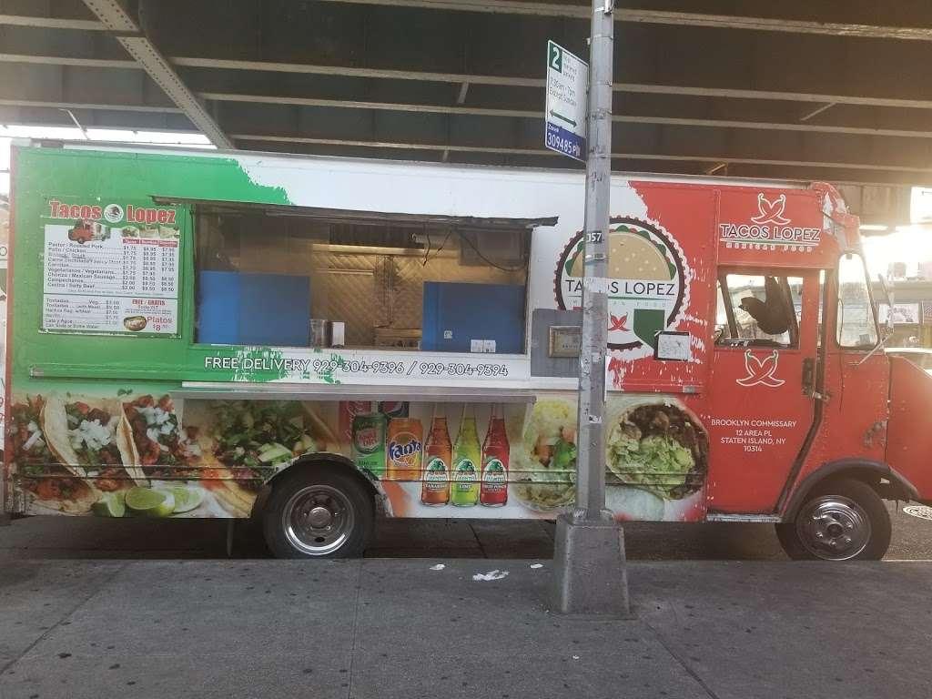 Taco LOPEZ - restaurant    Photo 9 of 10   Address: 86th street and, 18th Ave, Brooklyn, NY 11214, USA   Phone: (929) 304-9394