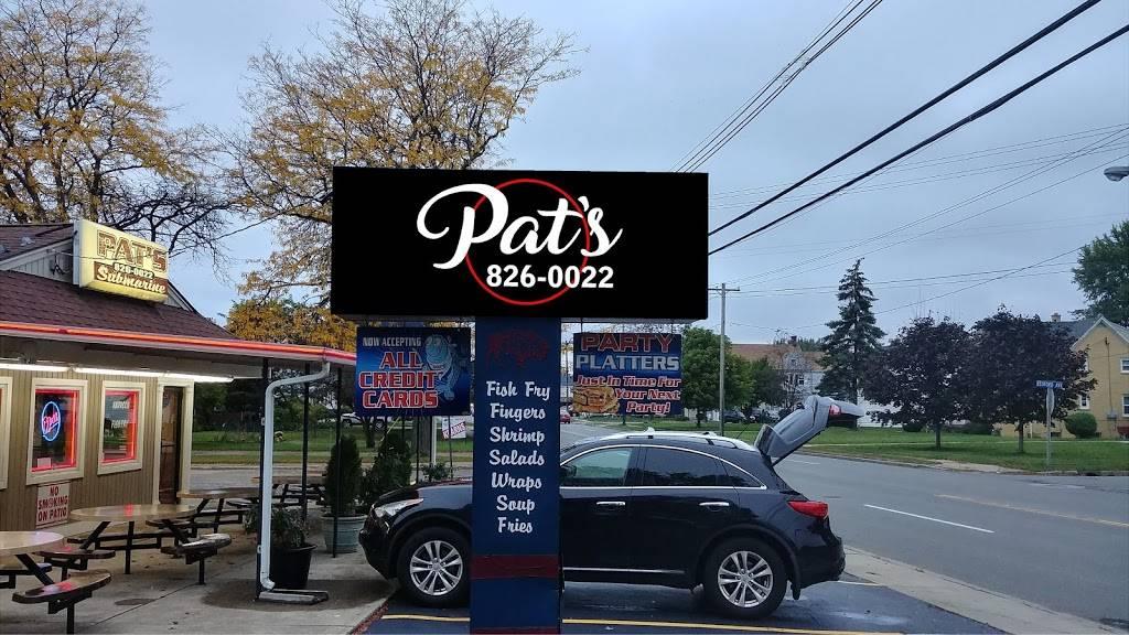 Pats Submarines - restaurant  | Photo 4 of 10 | Address: 1741 Abbott Rd, Buffalo, NY 14218, USA | Phone: (716) 826-0022