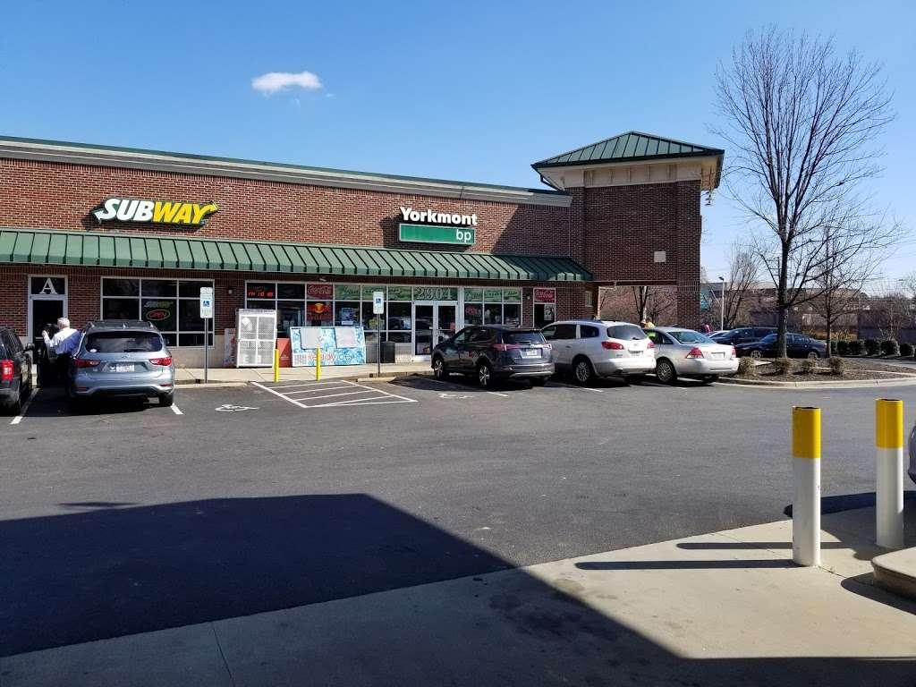 BP - gas station  | Photo 3 of 10 | Address: 2904 Yorkmont Rd, Charlotte, NC 28208, USA | Phone: (704) 329-1417
