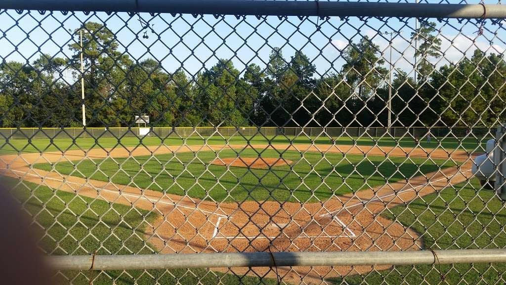 Rothwood Park Baseball - park    Photo 5 of 10   Address: 22430 Rothwood Rd, Spring, TX 77389, USA