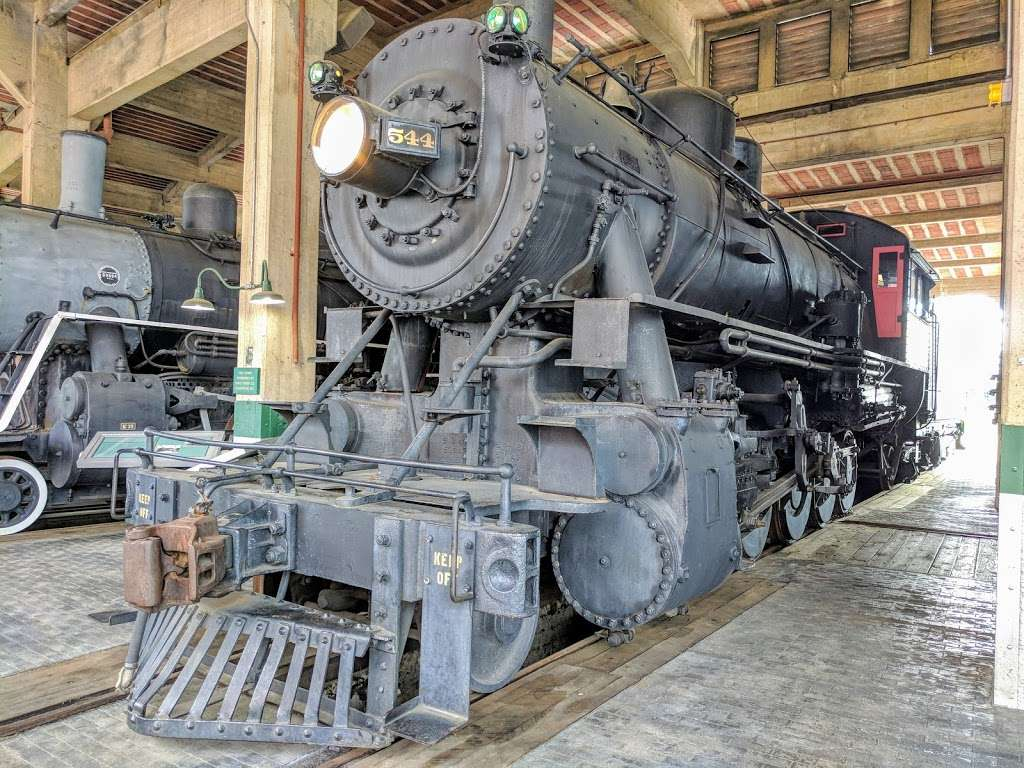N.C. Transportation Museum - museum  | Photo 2 of 9 | Address: 1 Samuel Spencer Dr, Spencer, NC 28159, USA | Phone: (704) 636-2889
