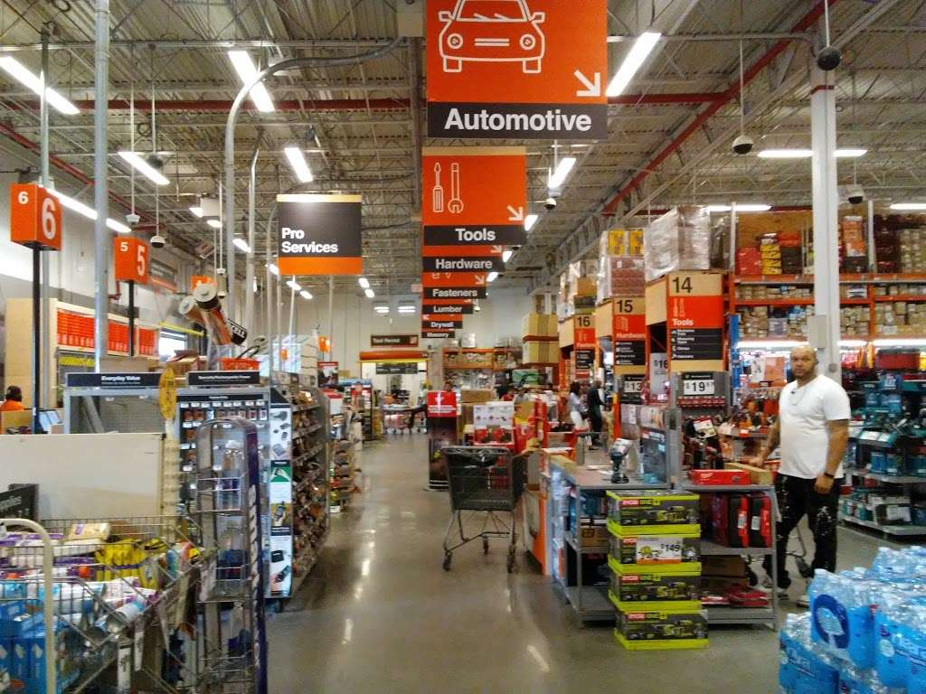 The Home Depot - hardware store  | Photo 10 of 10 | Address: 579 Gateway Dr, Brooklyn, NY 11239, USA | Phone: (718) 827-9568