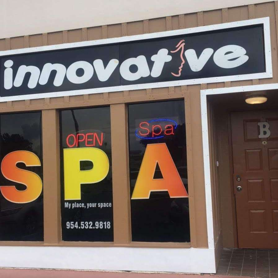 INNOVATIVE - spa    Photo 2 of 6   Address: 901 E Sample Rd b, Pompano Beach, FL 33064, USA   Phone: (954) 532-9818