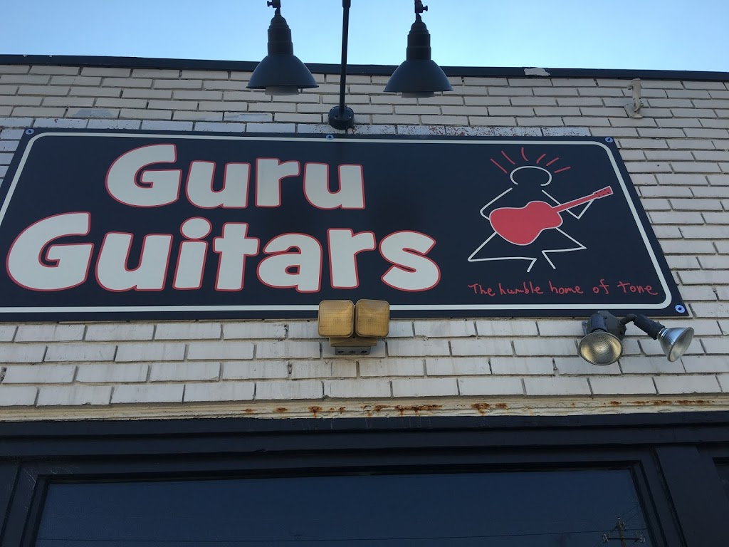 Guru Guitars - electronics store  | Photo 1 of 7 | Address: 5221 Hillsborough St, Raleigh, NC 27606, USA | Phone: (919) 833-6607