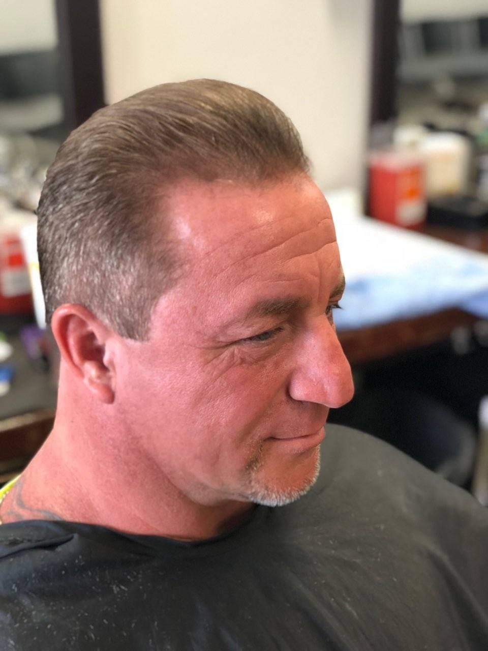 Scissors Edge Barber shop - hair care  | Photo 8 of 8 | Address: 1318 Seven Springs Blvd, New Port Richey, FL 34655, USA | Phone: (727) 375-0796
