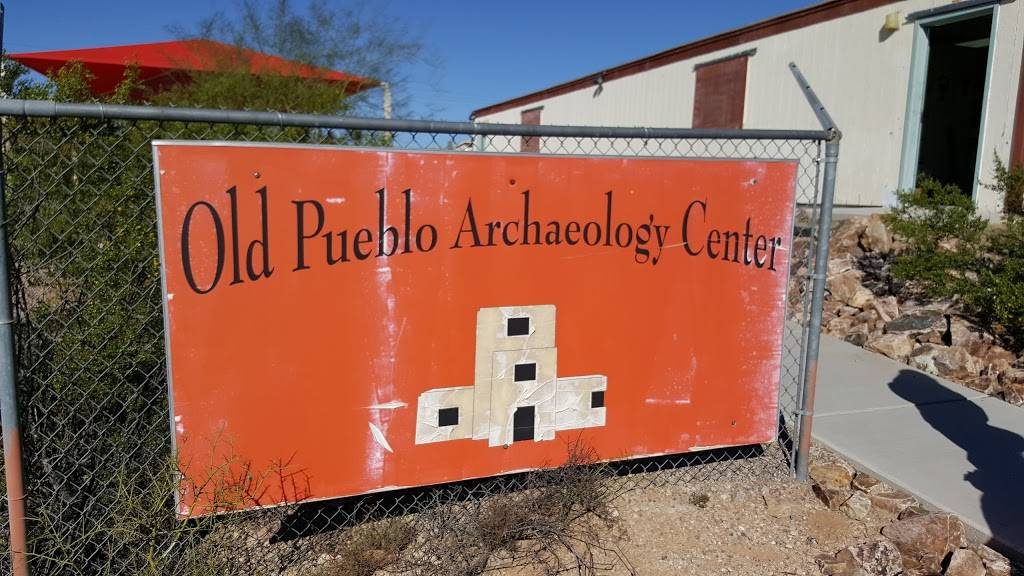 Old Pueblo Archaeology Center - museum  | Photo 1 of 4 | Address: 2201 W 44th St, Tucson, AZ 85713, USA | Phone: (520) 798-1201